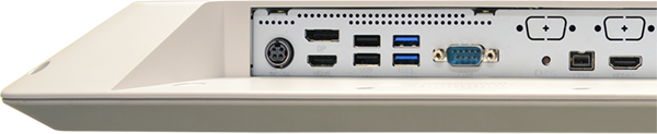 Fanless Medical PC with Legacy Ports